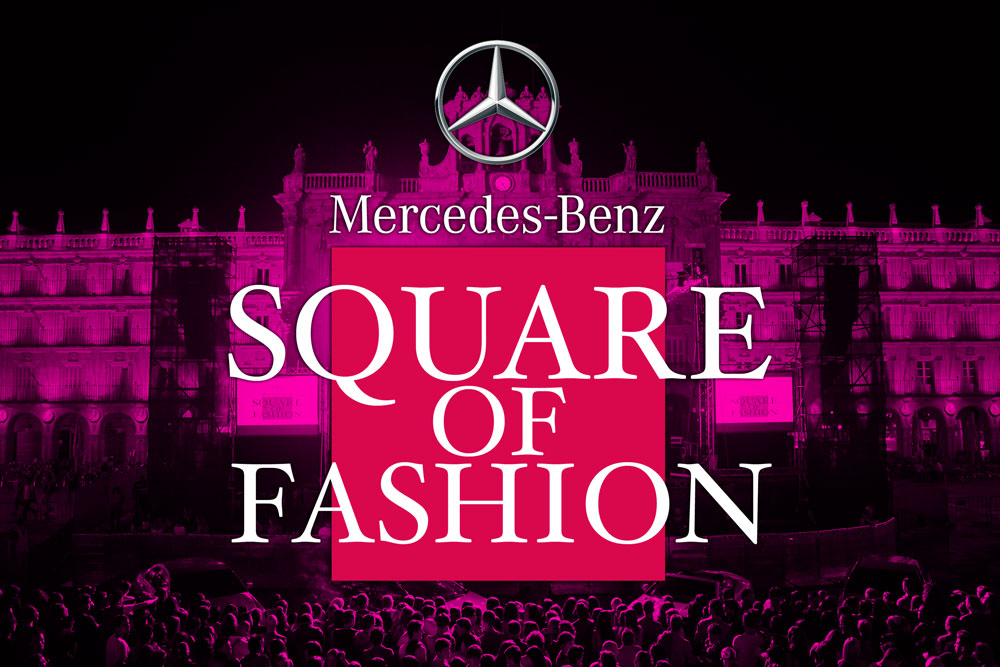 Mercedes Benz Square Of Fashion